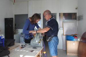Atelier reparation